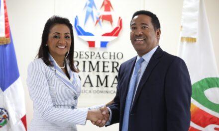 Despacho Primera Dama y Comedores Económicos acuerdan suplir desayuno, comida, merienda y cena en actividades de programas