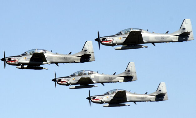 La Fuerza Aérea de la República Dominicana alcanza altos niveles de gestión operacional.
