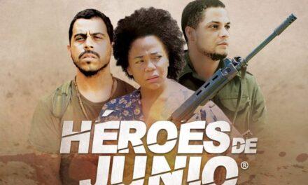 Héroe de junio llega a los cines este 18 de julio