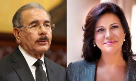 Margarita a Danilo: «Bien por ti Presidente, tu obra siempre brillará»