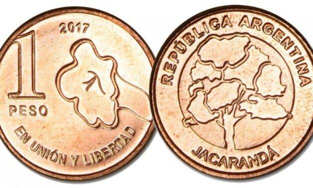 Sociedad Numismática explica razones de la nueva moneda de un peso
