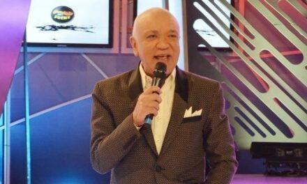 Jochy Santos presentó su denuncia en Telemicro Canal 5