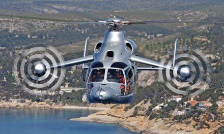 Un helicóptero tan rápido como un avión