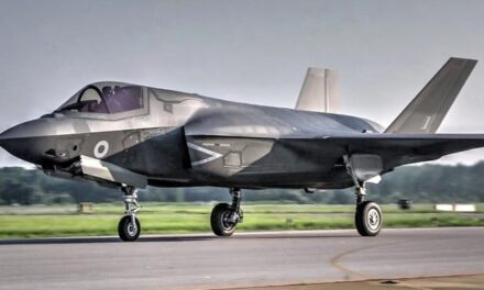 ¿Sabes cuál es el avión militar más avanzado del mundo?