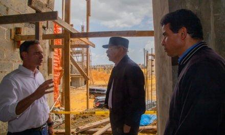 En Visita Sorpresa: Danilo Medina constata avances construcción Nueva Victoria, reducirá delincuencia y terminará con hacinamiento