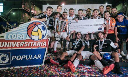 Copa Universitaria Popular: PUCMM, UNPHU y APEC ganan primeros lugares