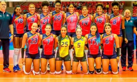 Las Reinas del Caribe debutan ante Colombia en los Juegos Panamericanos
