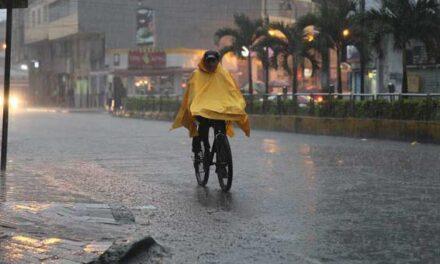 Disminuyen a 10 las provincias en alerta, pero las lluvias seguirán este jueves