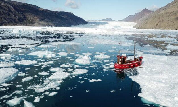 Cambio climático: el hielo de Groenlandia enfrenta «la pena de muerte»