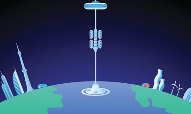 Cómo funcionaría el «ascensor a la Luna» propuesto por investigadores de las universidades de Cambridge y Columbia