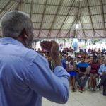 Melanio presenta propuestas y rechaza opresión en el PLD