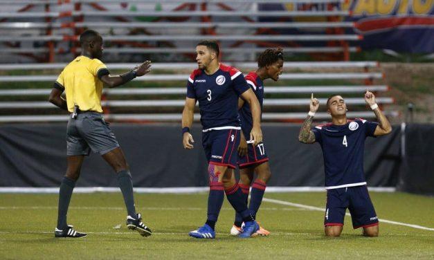 R. Dominicana gana a El Salvador con gol de Jairo Bueno