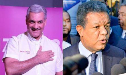 Gonzalo Castillo aventaja a Leonel Fernández en las primarias del PLD, según encuesta