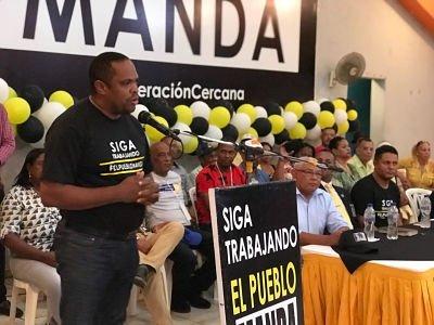 Presidente de El Pueblo Manda dice que Leonel Fernández debe renunciar para evitar ser humillado en las primarias del seis de octubre.