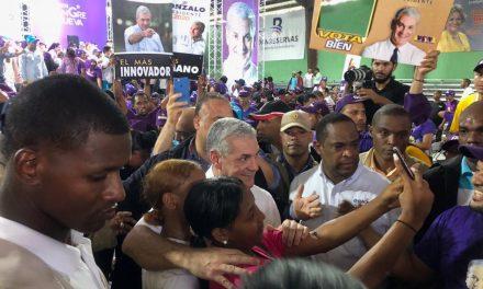 EL PUEBLO MANDA DICE GONZALO CASTILLO COMO PRECANDIDATO OFICIAL DE LA CORRIENTE DANILISTA ESTA LISTO PARA GANAR PRIMARIAS Y PRESIDENCIA