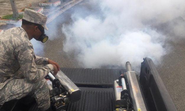 FARD concluye jornada de deschatarrización y fumigación en hogares de Santo Domingo Este y Puerto Plata