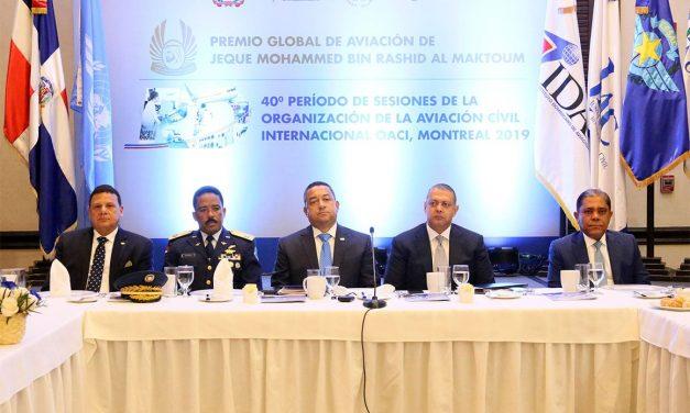 """República Dominicana recibe galardón a la """"Conectividad Global Sobresaliente"""""""