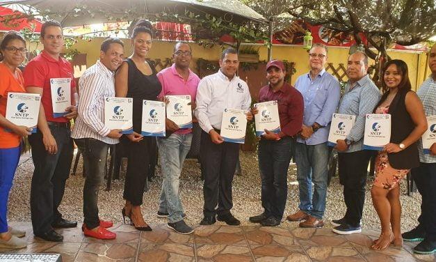 Chávez propone a  nueva filial SNTP impulsar liderazgo colectivo Santo Domingo Este