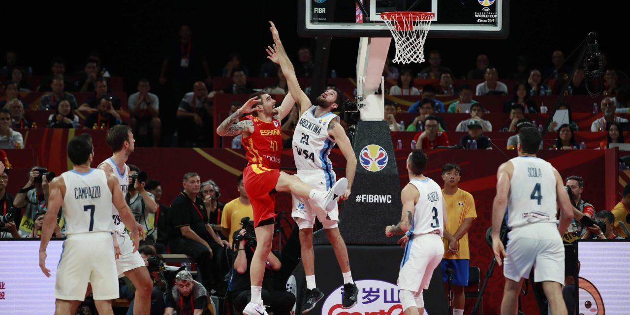 MUNDIAL DE CHINA: España gana a Argentina la final 95 a 75
