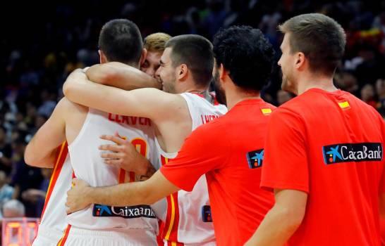 España y Argentina pasan a cuartos como primeros de grupo en la Copa Mundial de Baloncesto