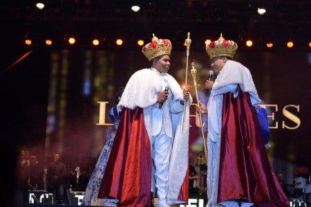 Raymond Pozo y Miguel Céspedes establecen récord para espectáculos masivos de humor