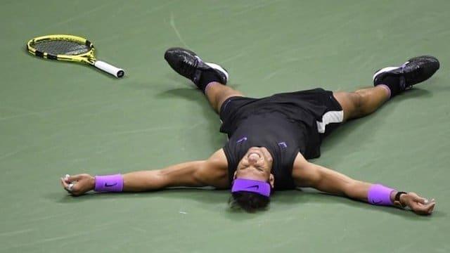 Rafael Nadal gana su título 19 de Grand Slam al vencer al ruso Daniil Medvédev