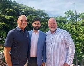 Nicholas Pipilis: nuevo presidente de Playa Grande Golf & Ocean Club