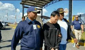 Extraditan desde EE.UU. a un chino acusado de matar a 2 prestamistas en Gascue