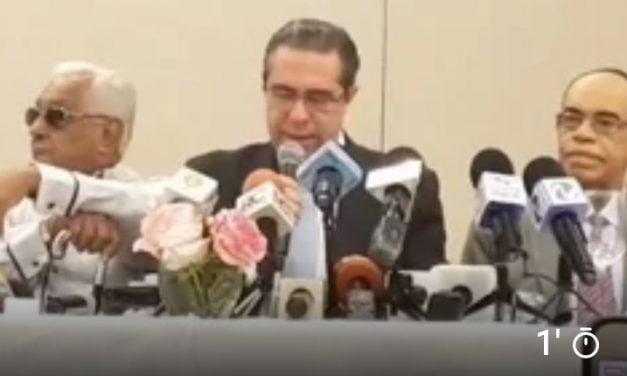Miembros del CP del PLD repudian actitud de Leonel sobre acusaciones infundadas