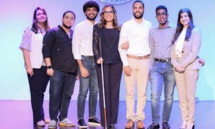 UNIBE y Fundación Francina presentan INET, primera app para discapacitados visuales