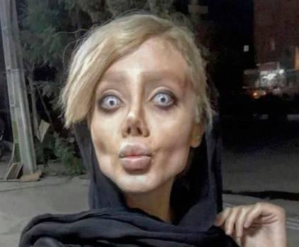 Tribunal arresta a la 'Angelina Jolie iraní' por blasfemia