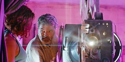 La película dominicana 'El Proyeccionista' compite en el festival de Huelva, España