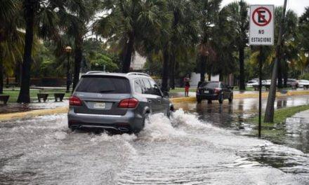 Vaguada continuará incidiendo este jueves; se mantiene alerta sobre el DN y 16 provincias