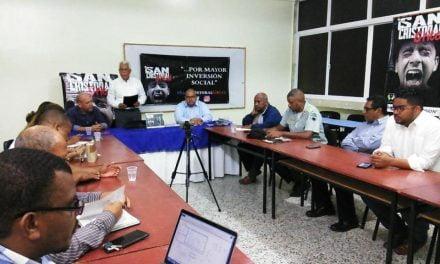 Sociedad reclama Intrant intervenir y organizar el transito San Cristóbal