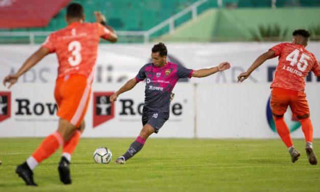 El Pantoja se proclama gran campeón del fútbol dominicano