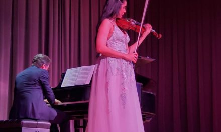Violinista dominicana Aisha ofrece concierto e imparte clínica en Chicago