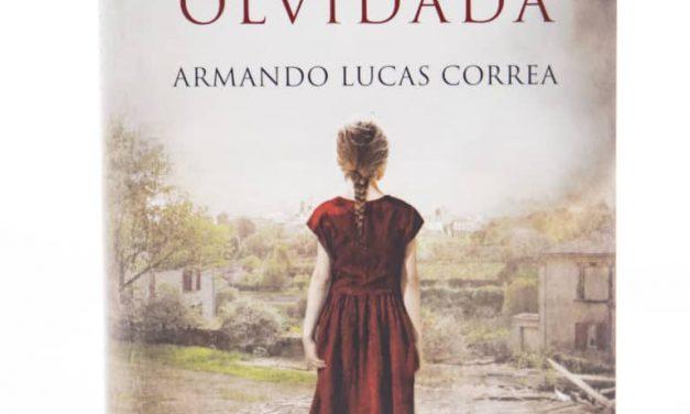 Cuesta Libros ofrecerá conversatorio con Armando Lucas Correa, autor de La hija olvidada