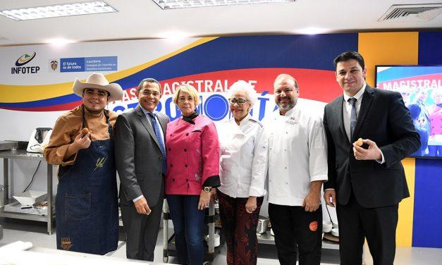 INFOTEP y Embajada de Colombia ofrecen Master Class en RD