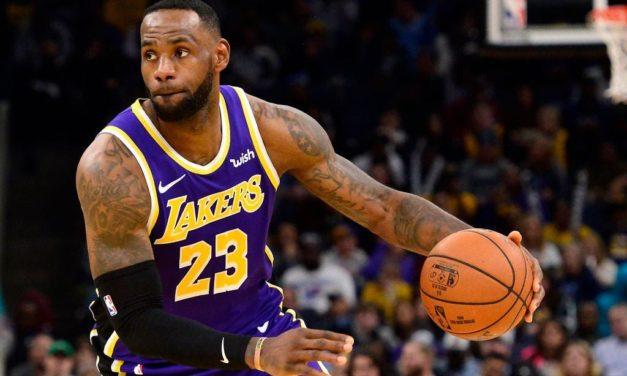 Los Lakers se quejarán a la NBA sobre el trato arbitral a LeBron James