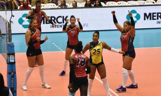 Las Reinas del Caribe reciben a peruanas para amistosos olímpicos