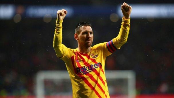 Messi condena al Atlético