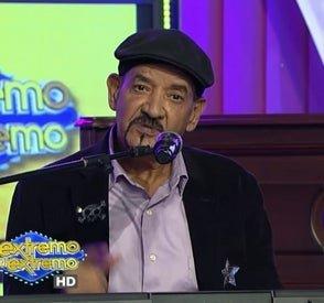 Merenguero Jerry Vargas sufre trombosis