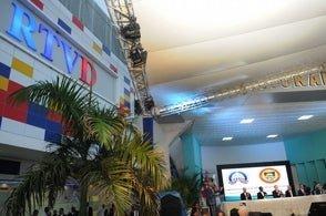 Presidente Medina entrega remodelada televisora estatal RTVD