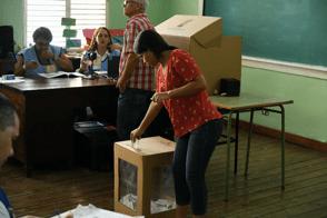 Año 2020 trae reto de celebrar dos elecciones en el país