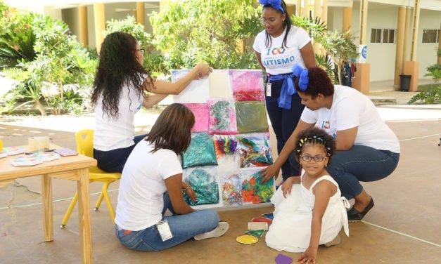 CAID: niños y niñas de Santo Domingo Oeste, Santiago y San Juan recibieron más de 79 mil intervenciones clínicas y terapéuticas, en 2019