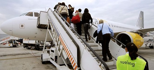 ¿Sabías qué sólo el 5% de la población mundial ha subido alguna vez a un avión?