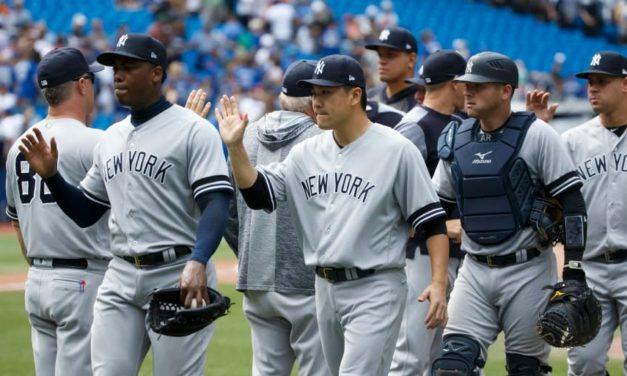 Los 5 jugadores que más ganarán dinero en los Yankees en 2020