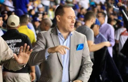 Lidom suspende por dos partidos a Franklin Mirabal y le exige RD$25 mil por comentarios contra Los Toros