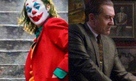 """""""Joker"""" y """"The Irishman"""" lideran nominaciones al BAFTA del cine británico"""