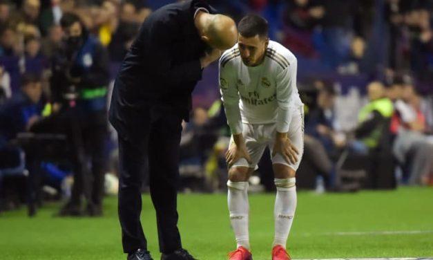 Real Madrid se queda sin su estrella en tramo decisivo del fútbol español